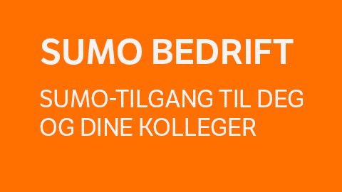 Promotion: Sumo Bedrift